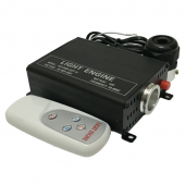 16W Fiber Optic Lighting Engine with Remote Controller