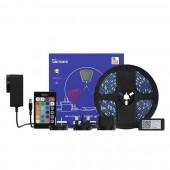 SONOFF L2 WiFi LED Strip Lights RGB Waterproof Lamp 12V Adapter Backlight
