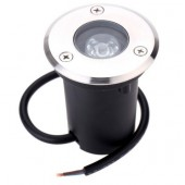 1W LED Outdoor Underground Light Garden Landscape Buried Lamp