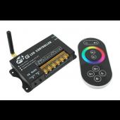 Leynew RF 2.4G Wireless Remote LED Controller RF201 Full-color