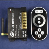 2.4G LED Dimmer Single Color Controller RF Remote Control RF203