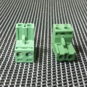 2 Pin Wire Connector Clip for Controller Connecting 5pcs