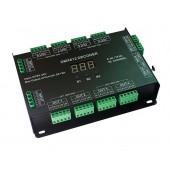 32 Channel 96A RGBW DMX512 Decoder Controller Dimmer DC 5V-24V 8 Bit 16 Bit