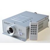40W RGBW DMX512 LED Fiber Optic Illuminator With Remote Controller