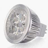 4W MR16 Spotlight 4 LEDs Lamp Light Dimmable LED Lamp Bulb