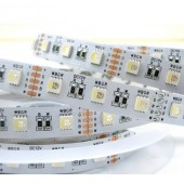 5050 SMD RGBW LED Strip 4 Color In 1 LED Chip 5M 300LEDs thickness 40mm