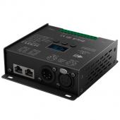 5 Channels DMX Controller Decoder DC 12V 24V LT-905-OLED LTECH