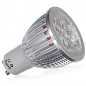 5W GU10 LED Spotlight Lamp 5LEDs Spot Bulb Light