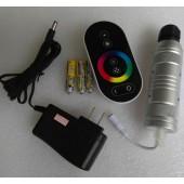 7W RGB LED Fiber Optic Illuminator With Touch Remote