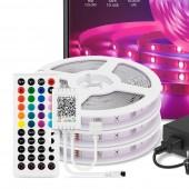 DC12V Bluetooth LED Strip Kit 2835 5050 SMD Flexible Light