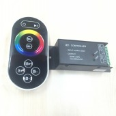 AC 110V 220V High Voltage RF Touch RGB LED Controller