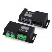 Bincolor Led Controller BC-854 CV 4CH DMX512 Decoder 3-digital-display DMX Signal Driver