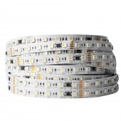 512AC RGBW Led Strip 5050 RGBCW RGBWW 4 Color in 1 LED 5pin 5M 60leds/m Pixels
