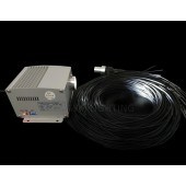 MITSUBISHI  Brand Polymer Fiber Optic Cable Cree 5w Twinkle LED Emitter Dim Remote Control For Fibre Optic Paving Light