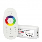 FUT025 12-24V Touch Remote LED Controller for 3528 2835 5050 RGB Strip
