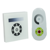 Dimmer With Remote TM062E Touch Panel Two-piece Series LED Controller