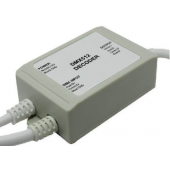 DMX Decoder Waterproof LN-DMXTCON(FS)-3CH-LV LED Controller