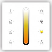 DX6 RF Color Temp LED Controller Touch Panel Multi-Zone Dimmer
