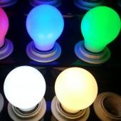 E27 3W LED Lamp Bulb Light 2835 Entire Body Dressing Mirror Lightbulb 4pcs