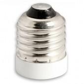 E27 to E17 Led Lamp Base Adapter Light Bulb Socket Converter 10pcs