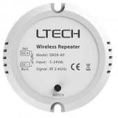 LTECH LED Controller RF 2.4G EBOX-AP 5-24V Wireless Repeater