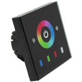 Europe Standard Low-voltage Touch Panel Full-color LED Controller TM08E2
