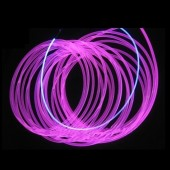 FILL SIDE Glow Fiber Optic Cable For Pool Perimeter Light 1M