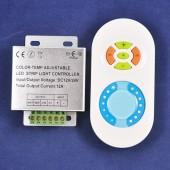 FUT40C 12V 24V Color Temperature Brightness Adjust LED Controller Dimmer