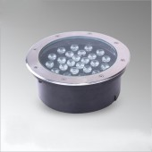 24W LED Underground Light Waterpoof Spot Floor Ground Lamp Grondspot