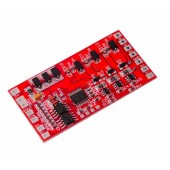 DM-100DC DMX Controller Card DC9-32V Input 600mA 3 Channel Decoder