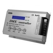 LED RGB DMX Controller LCD Display DC 12V 24V DMX512 Console DMX301