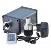 Twinkle 6 Color Wheel Optic Fiber Light CREE LED Star Ceiling Lighting Kit