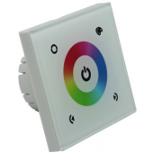 Low Voltage Full Color LED Controller Europe Standard TM08E Touch Panel