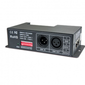 LTECH LT-840-6A LED DMX/RDM 4CH CV Constant Voltage Decoder 6A 4CH Output