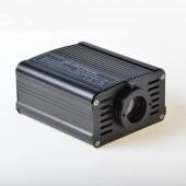 Fiberoptics On Saloon Car 16w Rgbw Led Light Emitter 0.75mm Sticker 200 Point Optical Fiber Cable