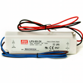 Mean Well 60W Transformer Switching Power Supply LPV-60 Series