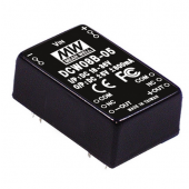 Mean Well DCW08 8W DC-DC Regulated Dual Output Converter Power Supply