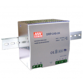 Mean Well DRP-240 240W Single Output Industrial DIN RAIL Power Supply