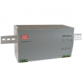 Mean Well DRP-480 480W Industrial DIN RAIL with PFC Function Power Supply