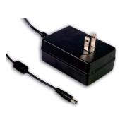 Mean Well GS25U 25W AC-DC Industrial Adaptor Power Supply