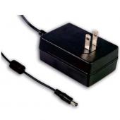 Mean Well GS36U 36W AC-DC Industrial Adaptor Power Supply
