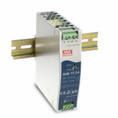 Mean Well SDR-75 75W Industrial DIN RAIL With Power Supply