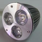 MR16 6W LED Lamp Bulb 3LEDs 12V High Power Spotlight Light