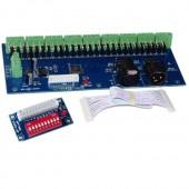 27CH 9 Group DMX512 Decoder Controller WS-DMX-27CH-DIPZ