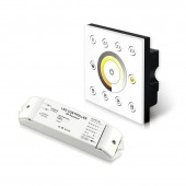 Bincolor Led Controller P6X+R4-CC-2.4G Wireless CC CCT Panel dmx512 4CH 12v-48v