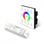 Bincolor Led P8X+R4-CC-2.4G Wireless CC RGBW Panel DMX512 4CH 12v-48v Controller