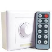 350mA Constant Current LED Dimmer Wall Mounted Dimmer Switch