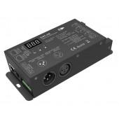 Skydance D4C-XE-700mA Led Controller 4CH Constant Current DMX512 & RDM Decoder