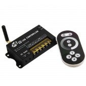 RF203 2.4G Touch Wireless LED Dimmer Single Color Dimmer Controller