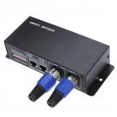 3 Channel DMX Decorder LED Controller for RGB 5050 3528 LED Light